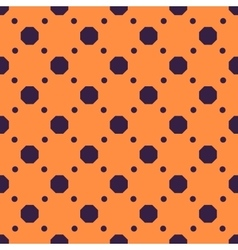 Polka dot geometric seamless pattern 5408 vector image vector image
