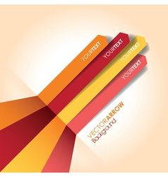 red line background vector image vector image