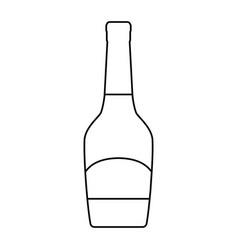 plantilla 100 vector image