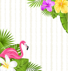 beautiful seamless floral pattern background with vector image