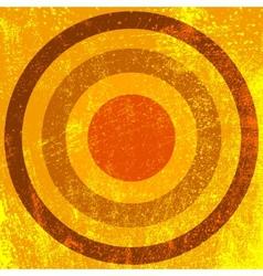 Circle Grunge Background vector