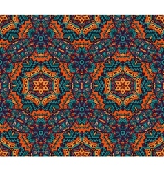 Geometrical Ethnic Tribal Print Ornament vector