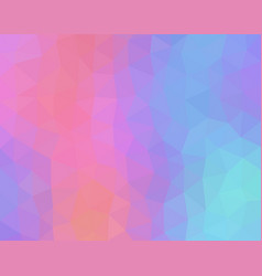 pastel colored abstract geometric background with vector image