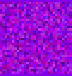 Square mosaic background - geometric from purple vector