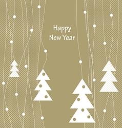 happy new year 5123 vector image vector image