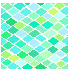 Rhombus abstract seamless pattern vector image