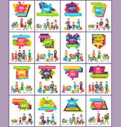 -70 off best sale posters vector image
