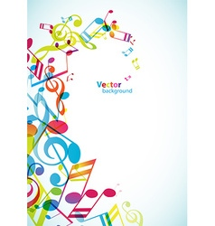 Abstract mobile phone backgrounds with colorful vector image