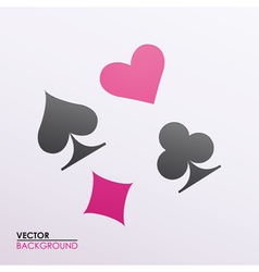Card Games vector image