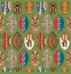 african-pattern-10 vector image