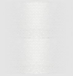 Golden halftone pattern vector