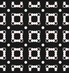 Seamless background angular geometric shapes vector
