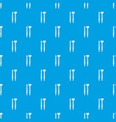 brush pattern seamless blue vector image