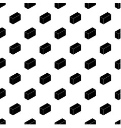 Cement block pattern seamless vector