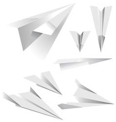Paper Plane vector