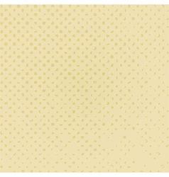 Vintage old beige background vector image