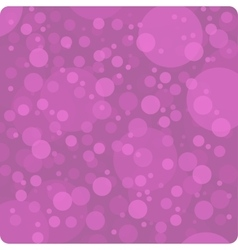 Background purple circles vector image