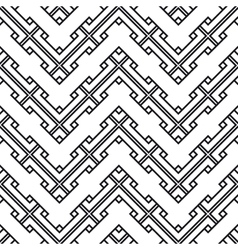 An elegant black and white vector