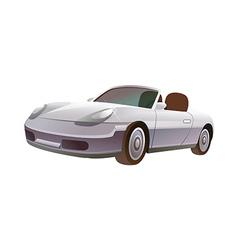 A car is plarked vector