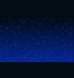 Abstract cosmos background with stars vector