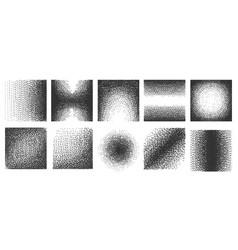 noise gradient textures vector image