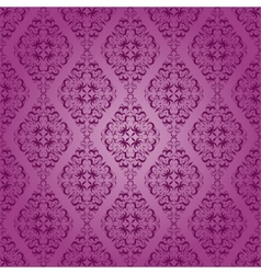 Seamless pattern with ethnic motifs vector image
