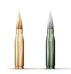 Bullet icons set vector image