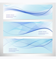 Abstract blue backgrouds vector