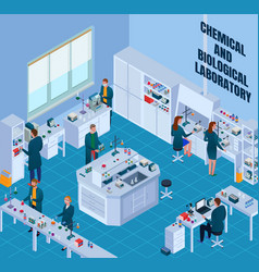 Chemical biological laboratory vector