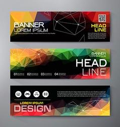 Banner Template vector