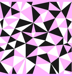 style female geometric seamless pattern from vector image