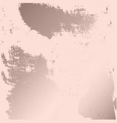 watercolor brush strokes creative template modern vector image