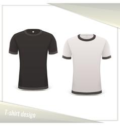 Design Tshirt vector image