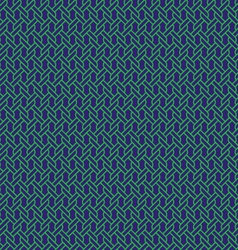 navy green lattice vector image