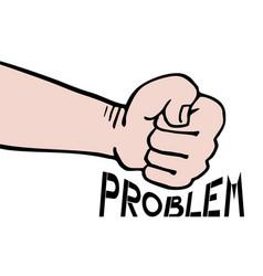 Remove problem vector