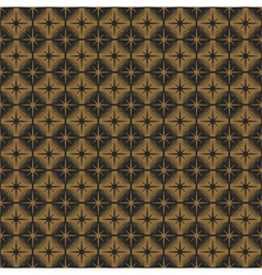 vintage seamless patterns vector image