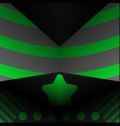 modern background in creative pop art style vector image