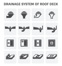 Rodeck drainage vector