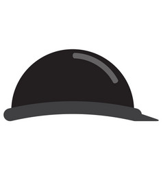 safety hard hat icon vector image