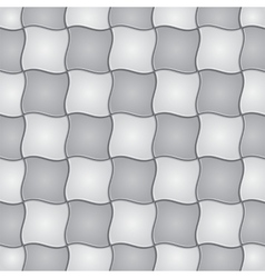 Tile geometric seamless pattern vector