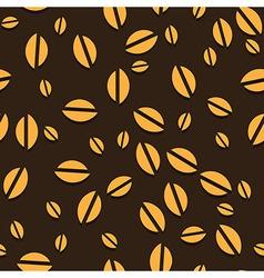 Coffee seamless vector
