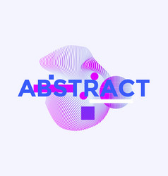 Space for text minimal geometric web banner design vector