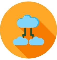 Cloud data exchange vector