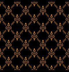 luxury gold texture vector image