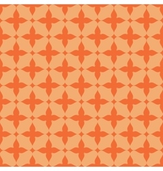 Flower abstract seamless pattern 5 vector image