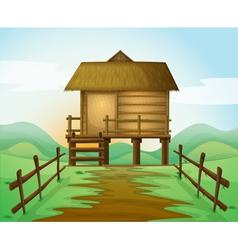 A hut vector