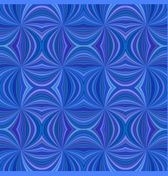 blue seamless abstract psychedelic swirling ray vector image