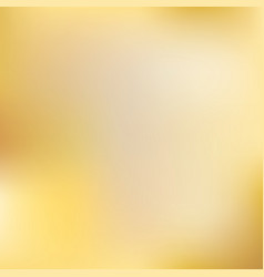 golden gradient mesh blurred background vector image