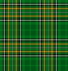Ireland National Tartan vector