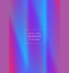 Abstract bright blue-violet background vector